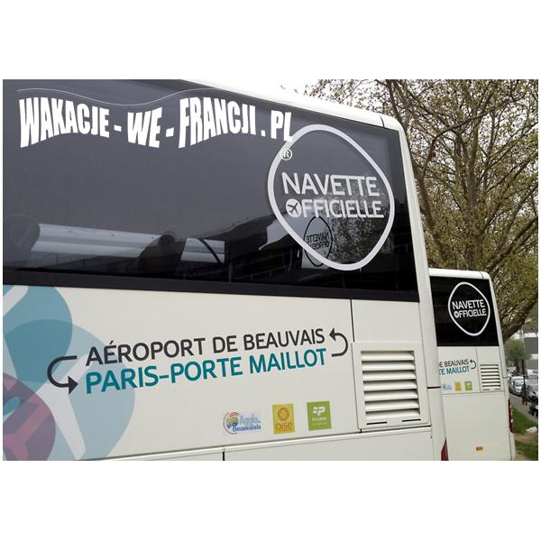 bilety na transfer autobusem z lotniska beauvais do paryża w obie strony dla jednej osoby