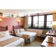 DISNEYLAND - HOTEL SEQUOIA LODGE - przykładowy pakiet dla 4 osób