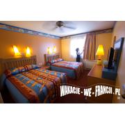 DISNEYLAND - HOTEL SANTA FE - przykładowy pakiet dla 4 osób