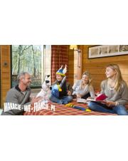 HOTEL TROIS HIBOUX - przykładowy pakiet dla 4 osób
