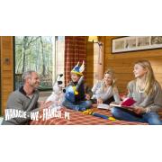 ASTERIX - HOTEL TROIS HIBOUX - przykładowy pakiet dla 4 osób