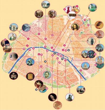karta muzealna